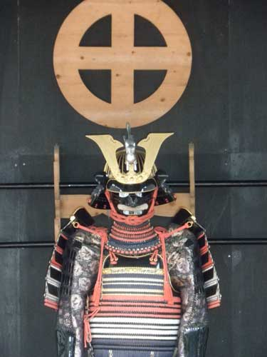 島津義弘の鎧
