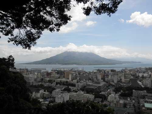 桜島2012