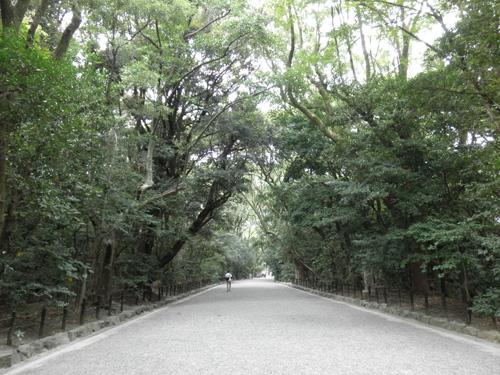 熱田神宮参道