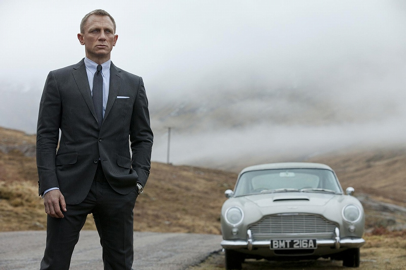 映画『007-スカイフォール』メイン画像