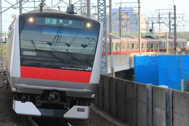 お召し列車 高崎線 ケヨ ヤテ など 169