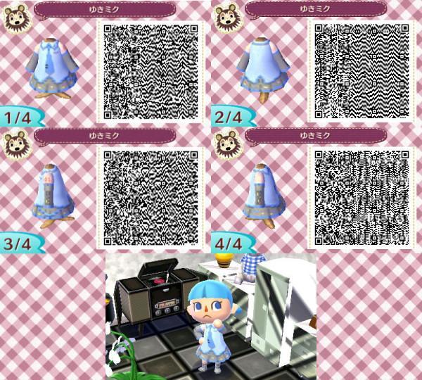 森 キュー 服 コード とび アール