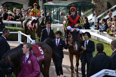 三冠馬オルフェーヴル、スミヨン騎手も絶賛