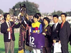 武豊「歴史を作った強い馬」女傑エアグルーヴの死について
