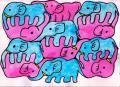 動物がいっぱい、象