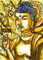銅造薬師三尊像
