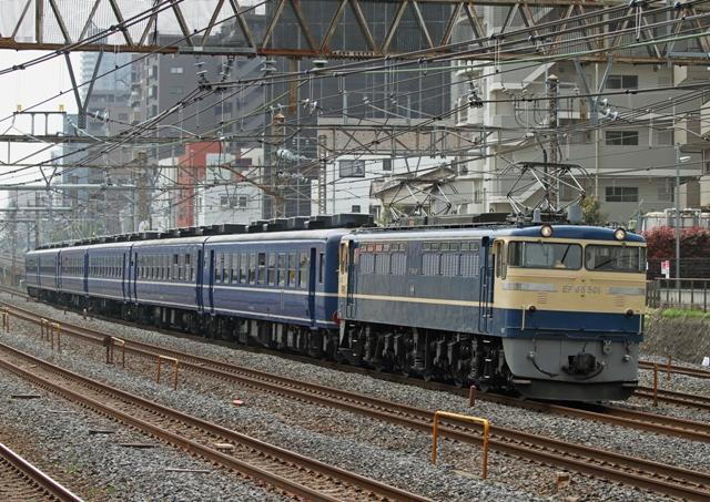 EF65-501 9121レ