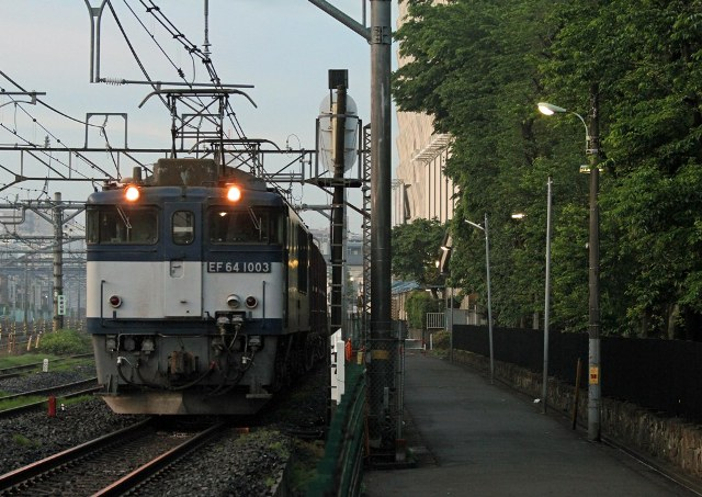 EF64-1003 3053レ