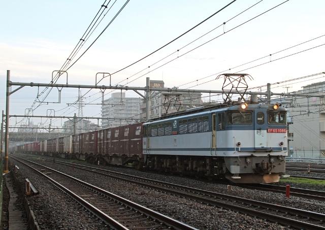 EF65-1086 3084レ