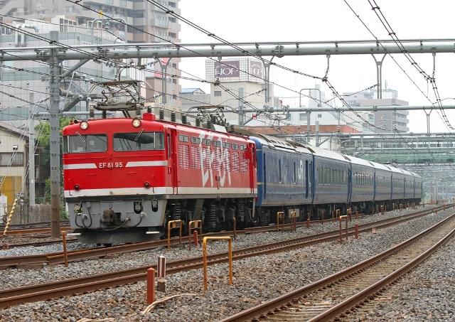 EF81-95 試<br />9501レ
