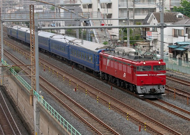 EF81-97 9502レ-2