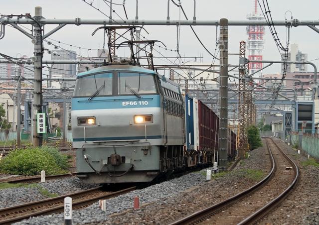 EF66-110 4083レ
