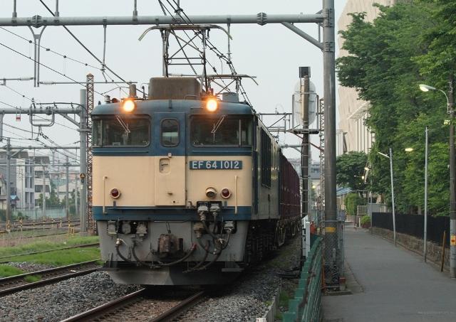 EF64-1012 3053レ