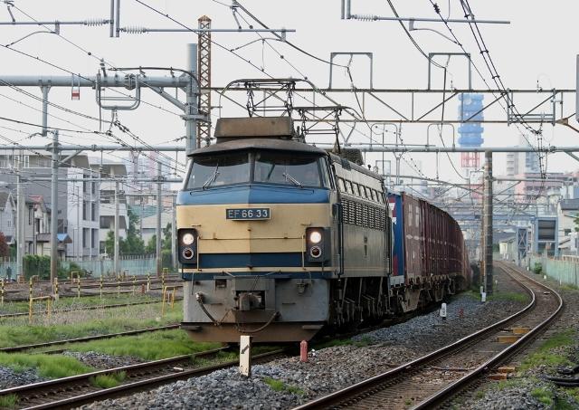 EF66-33 4083レ