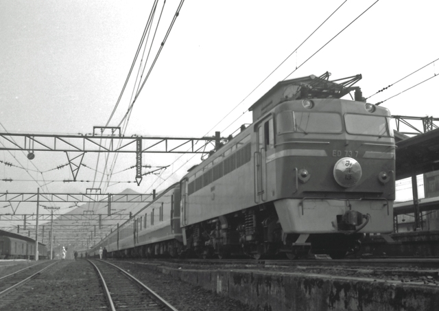 ED73-7 みずほ 2007レ