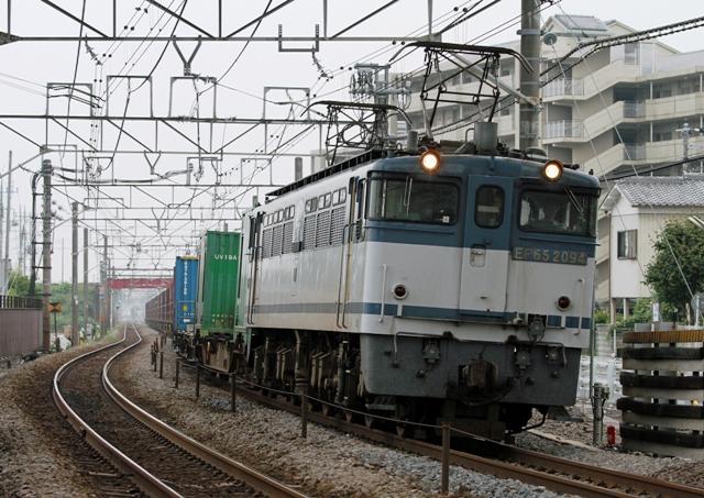 EF65-2094 7071レ
