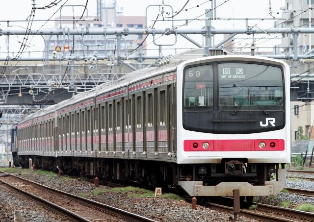京葉線205系メルヘン ケヨ4