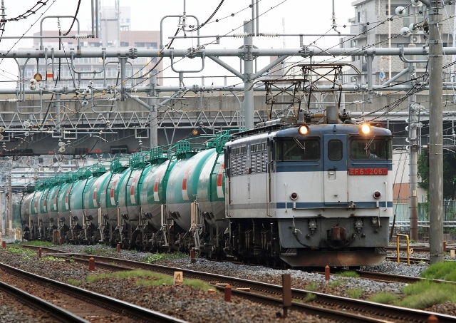 EF65-2060 9074レ