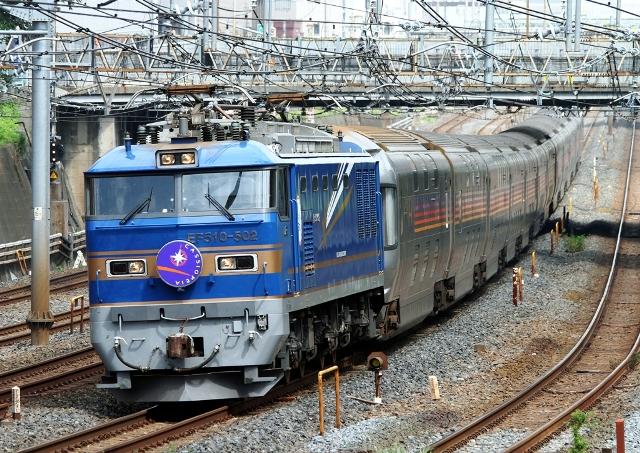 EF510-502 カシオペア