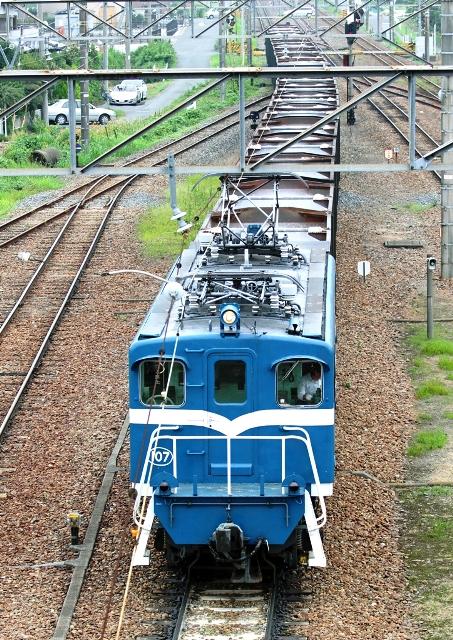 武川 貨物 デキ107