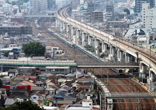 やまびこ65・京浜東北上下・湘南下り・中電下り
