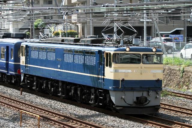 EF65-501 up