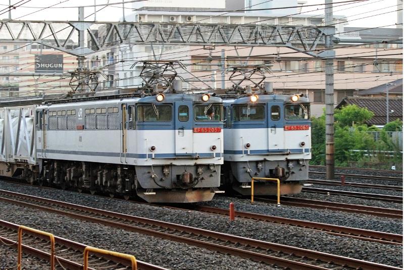 EF65-2057・EF65-2065
