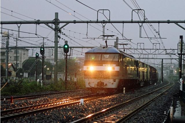 EF210-130 3099レ