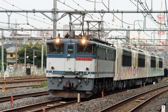 EF65-2075 唐ぬ