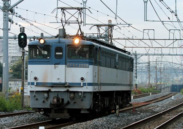 EF65-2095 単8179レ