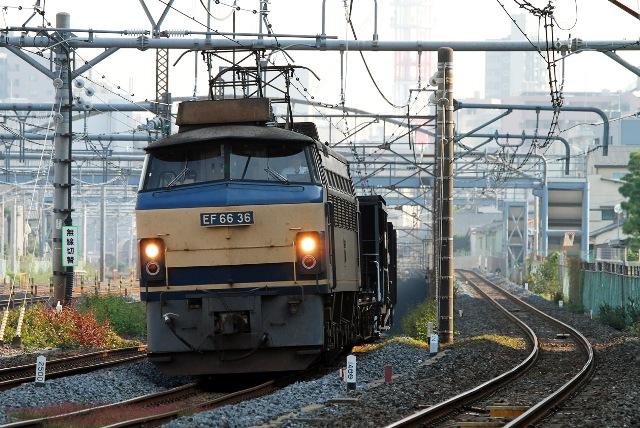 EF66-36 配6795レ