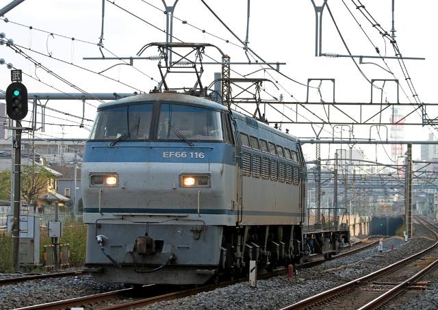 EF66-116 配6795レ