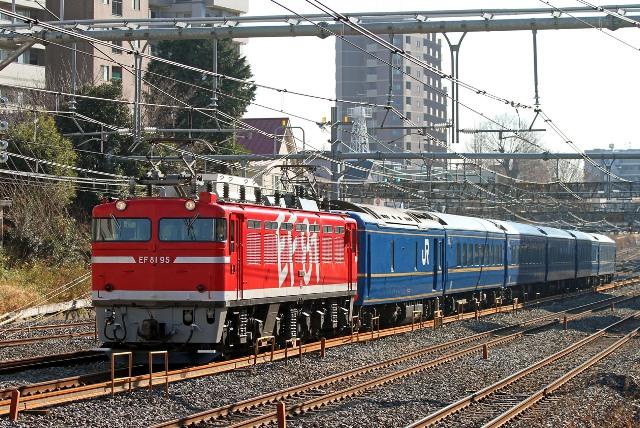 EF81-95 9501レ