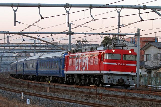 EF81-95 9502レ