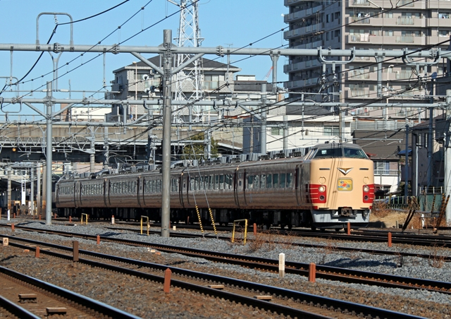 9784M OM103 高崎発上野経由成田行