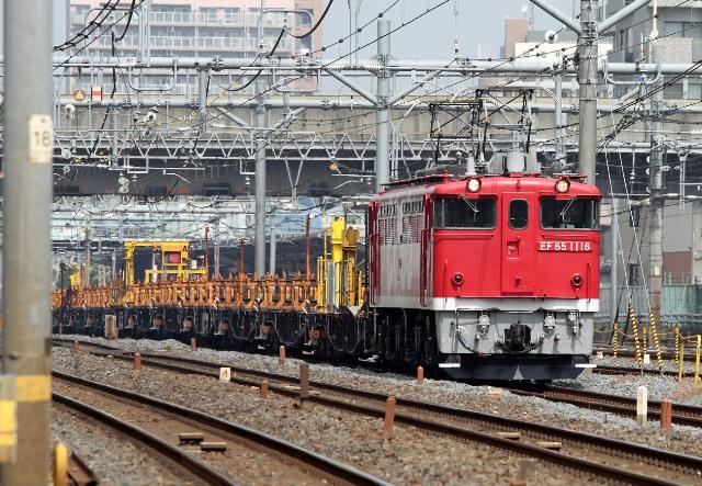 EF65-1118 ロンチキA