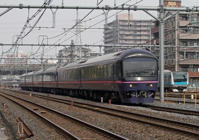 華 485系和式電車 回9550M