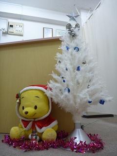 クリスマスツリー2012