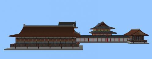金剛心院-北3D