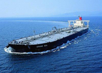 大型タンカー(三井造船)