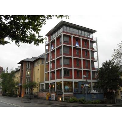 フランクフルトのユースホステル