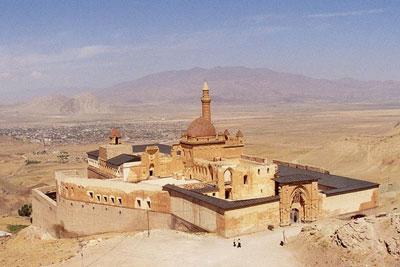 イスハク・パシャの宮殿