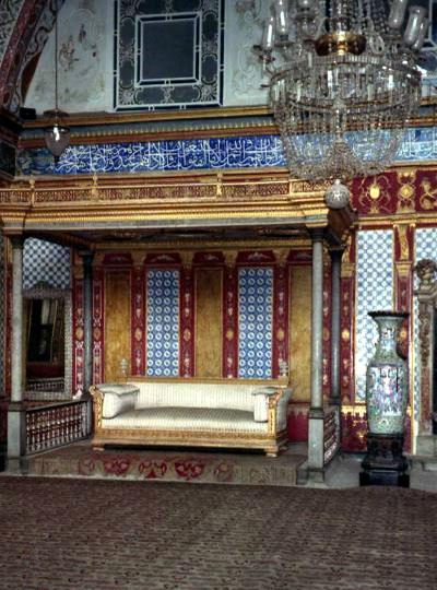 トプカプ宮殿のハレム