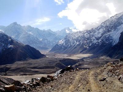ヒンズークシ山脈