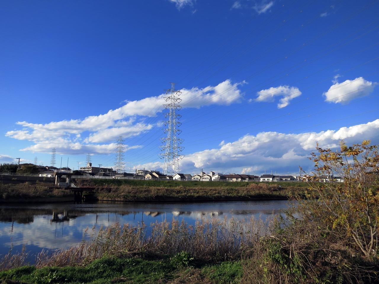 141205青い空白い雲-10
