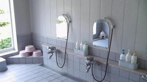女湯シャワー