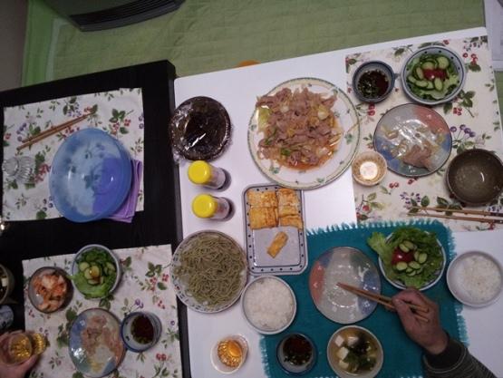 2012-05-13 晩御飯