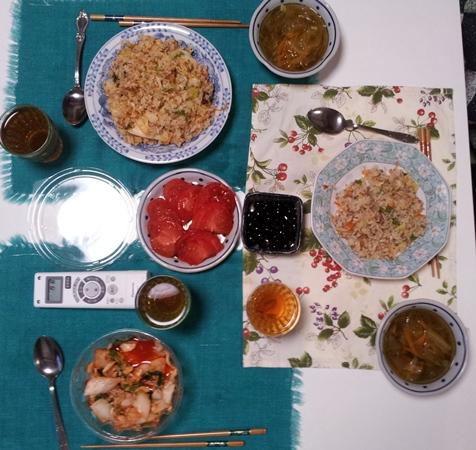 2012-05-15 晩御飯