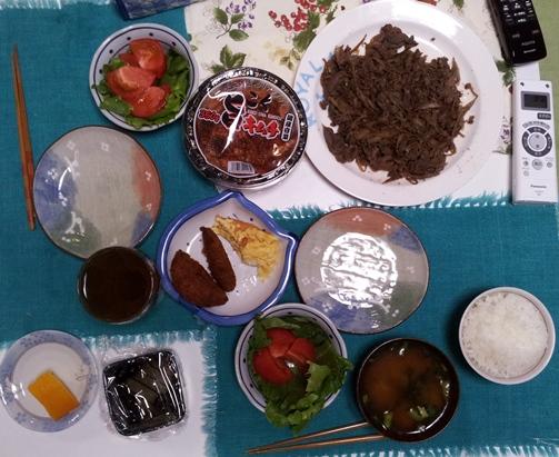 2012-05-20 晩御飯1