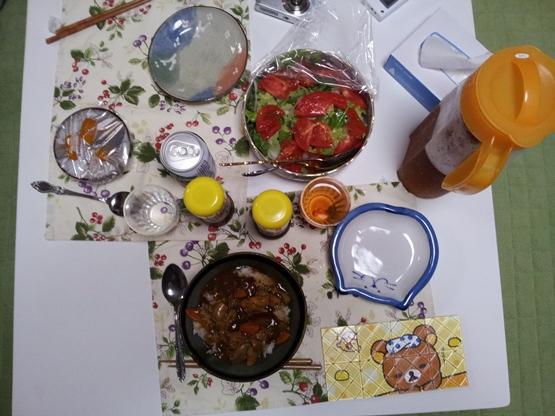 2012-05-22 晩御飯